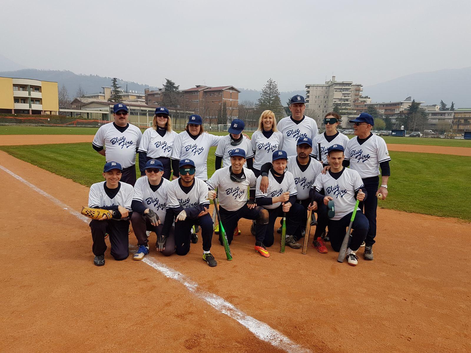 2017 Bluefire foto di squadra